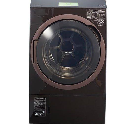 ドラム式洗濯機が不調なので新機種を検討した結果 東芝TW127X8を購入しました