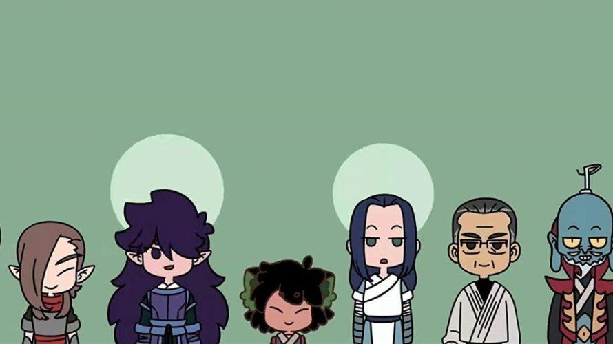 中国制作のアニメ映画「羅小黒戦記(ろしゃおへいせんき)」の日本語吹替版を観てきました。